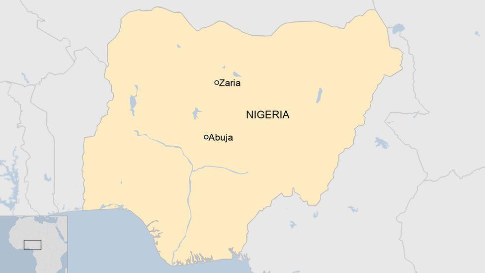 Nigeria babies abducted