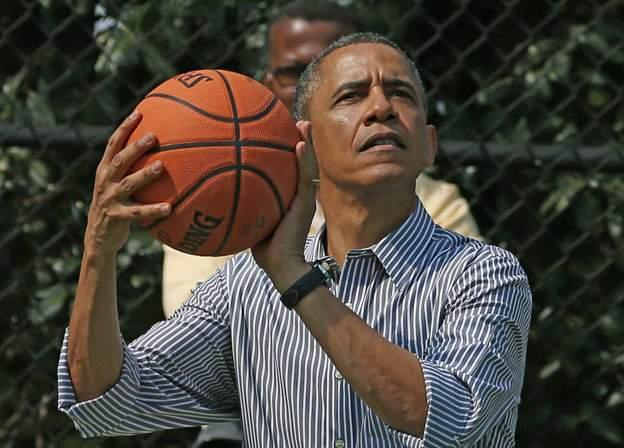 Barack Obama joins NBA Africa