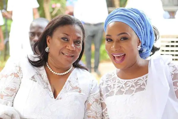 Wives of Ghana's president and vice to take salaries