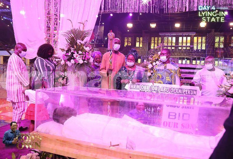 TB Joshua funeral