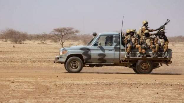 Burkina Faso Jihadist attacks