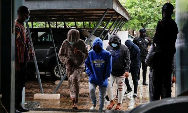 LBTQ+ activists in Ghana