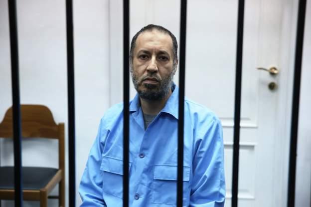 Gaddafi son released