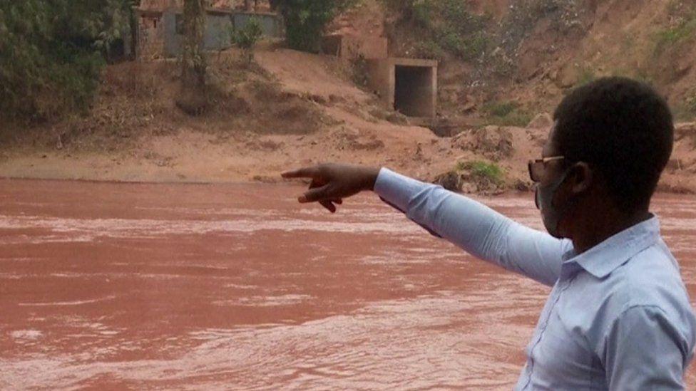 DR Congo mine leak